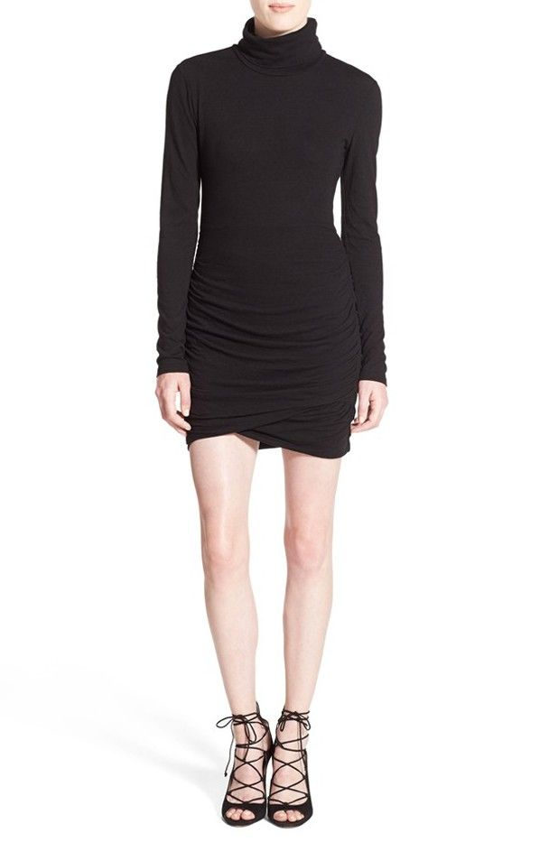 Pam & Gela Turtleneck Dress