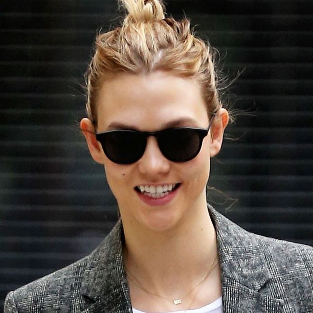 How Karlie Kloss Makes Sneakers Look Polished