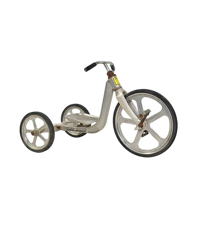 "1stdibs ""Lo-Boy"" Aluminum Tricycle by Converto"