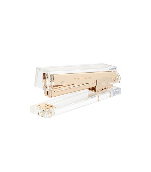 Kate Spade New York Strike Gold Stapler