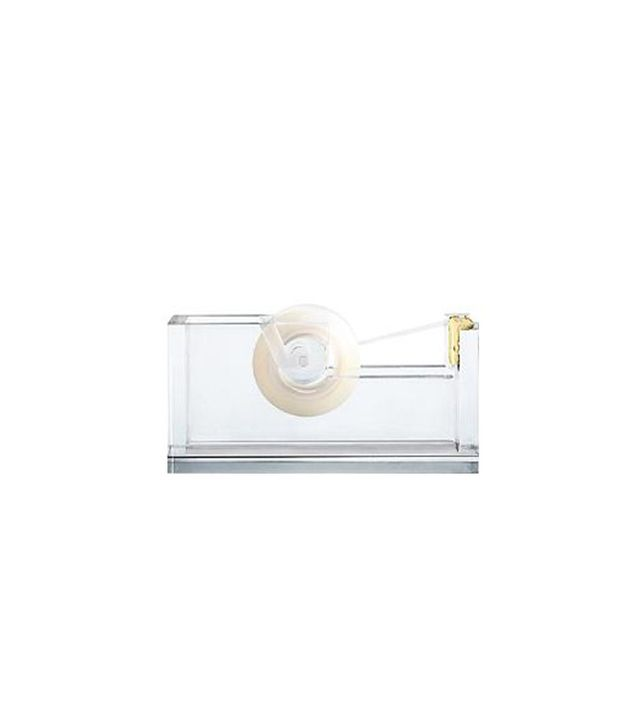 Frontgate Lucite Tape Dispenser