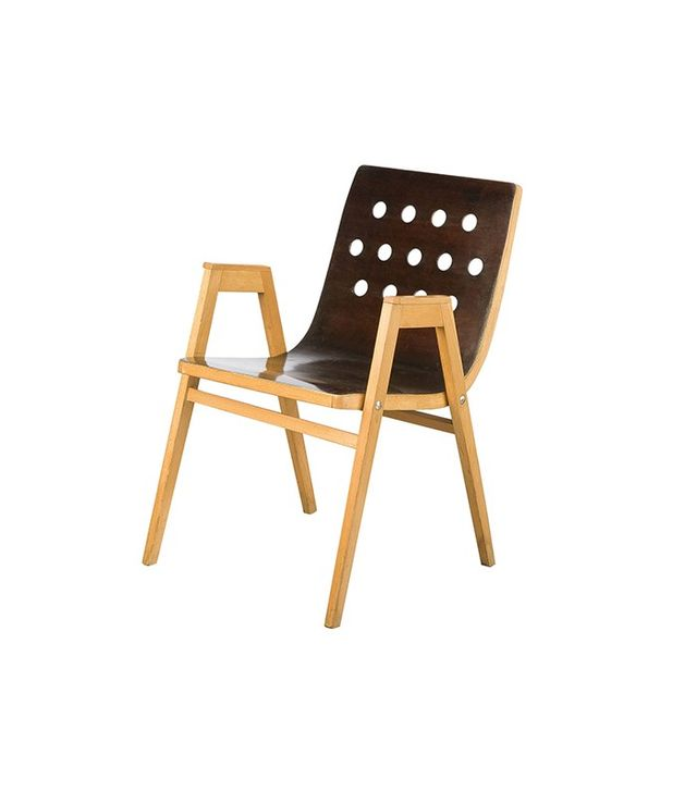 Roland Rainer Stacking Chair