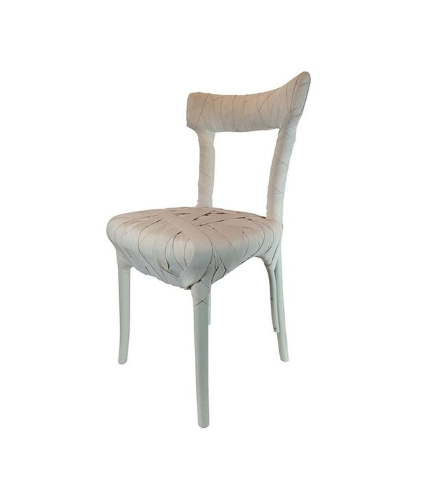 Peter Traag for Edra Pair of Mummy Chairs