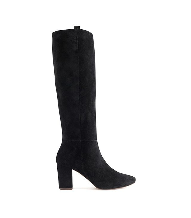 J.Crew Suede Pull-On Boots
