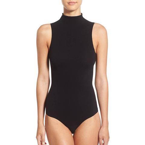 Ballet Body Sleeveless Thong Bodysuit