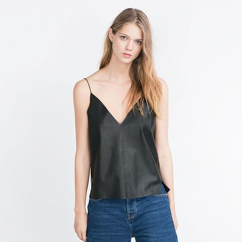 Top With Straps