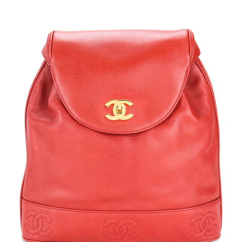 CC Logos Chain Backpack
