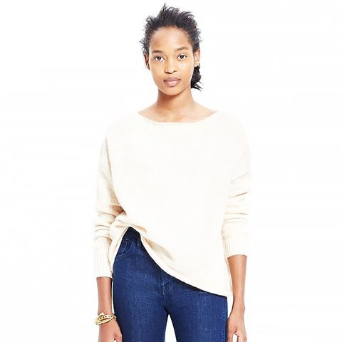 Threadmix Boatneck Sweater