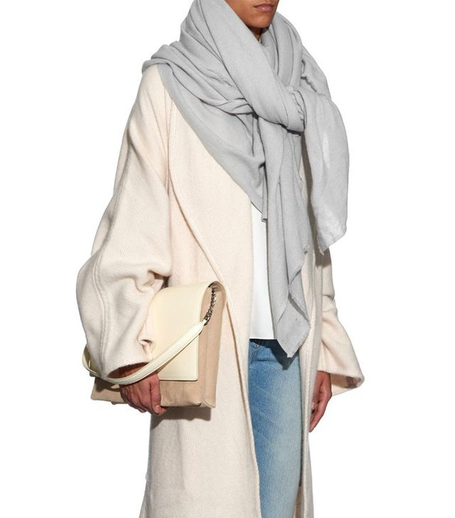 Denis Colomb Travel Nomad Cashmere Scarf