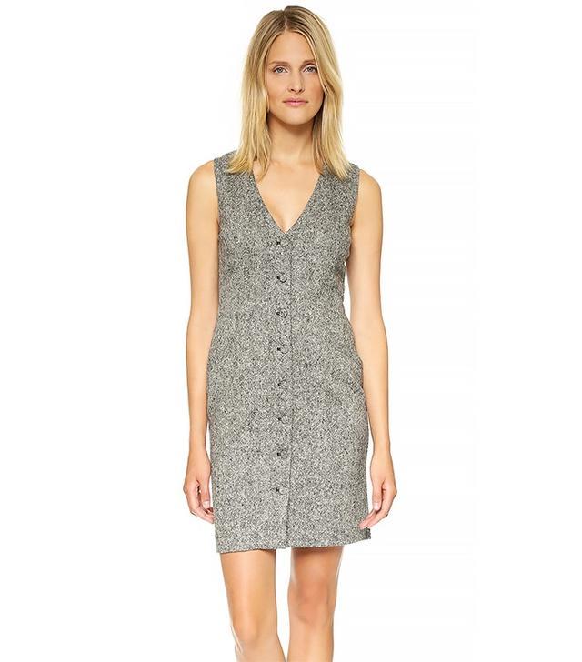 Diane von Furstenberg Gilet Lace Dress