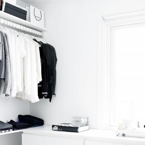 Modern Closets On Pinterest