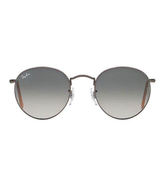 Ray-Ban RB3477 50 Round Metal Sunglasses
