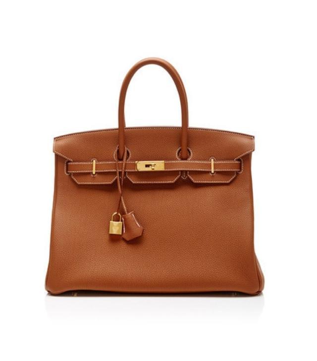 Hermés Togo 35cm Birkin Bag