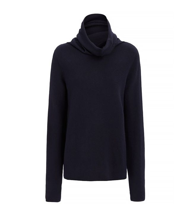 Joseph Cashmere Stretch High Neck Sweater