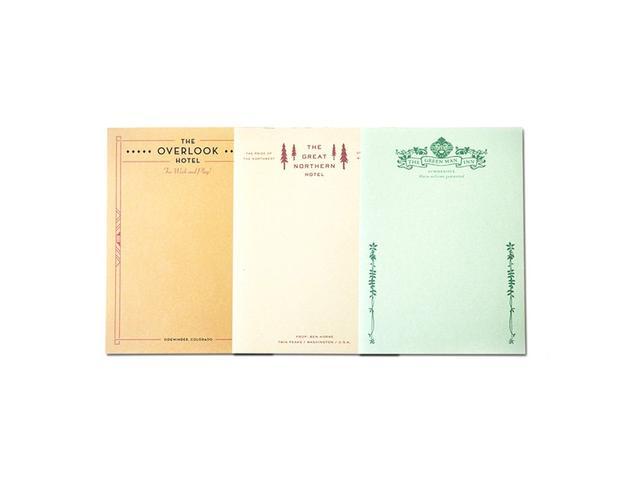 Herb Lester Associates Hotel Notepads Set