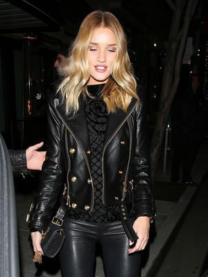 Taylor Swift & Rosie Huntington-Whiteley's Stylish Double Date