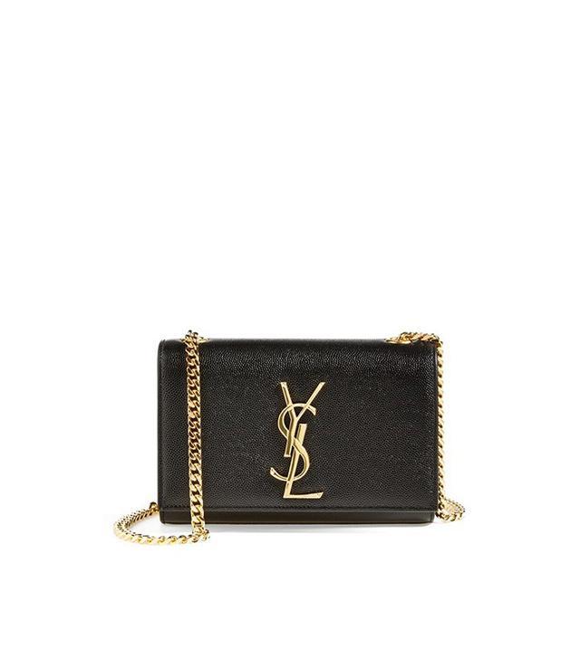 Saint Laurent Mini Monogram Crossbody Bag