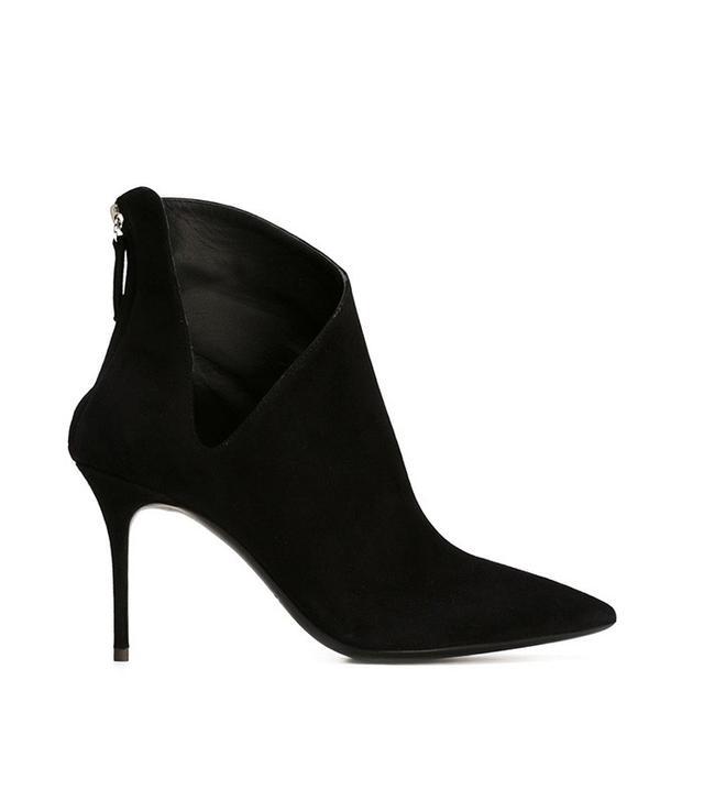 Giuseppe Zanotti Designs Pointed Toe Boots