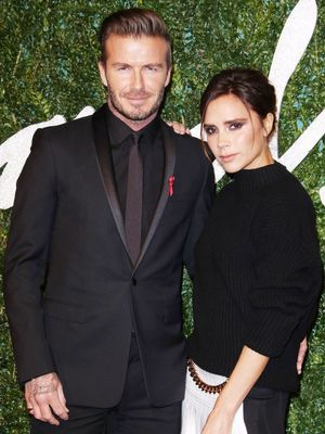 What Victoria Beckham Thinks of David's Sexiest Man Alive Win