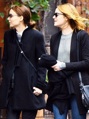 Emma Stone and Rooney Mara Are Our New Favorite Stylish BFFs