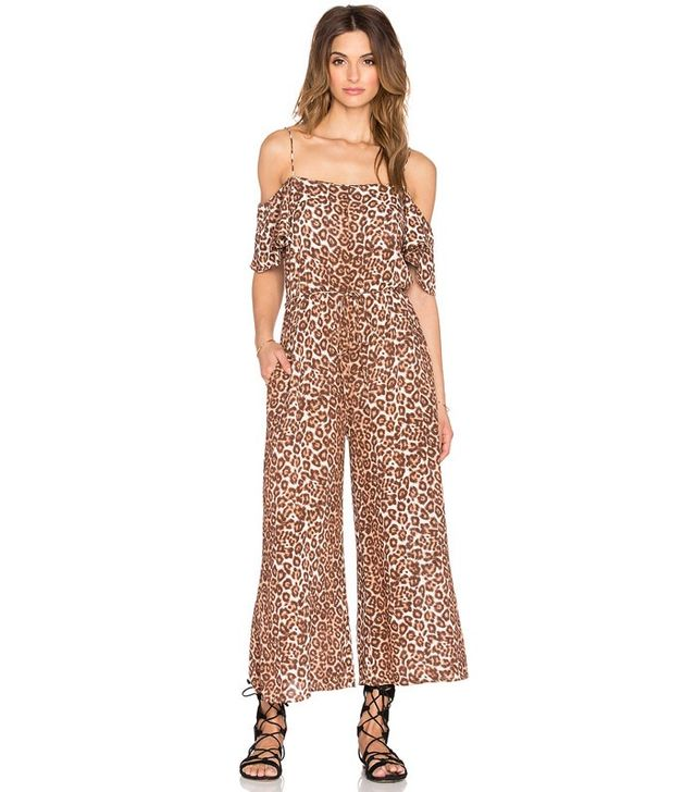 Zimmermann Alchemy Flounce Jumpsuit