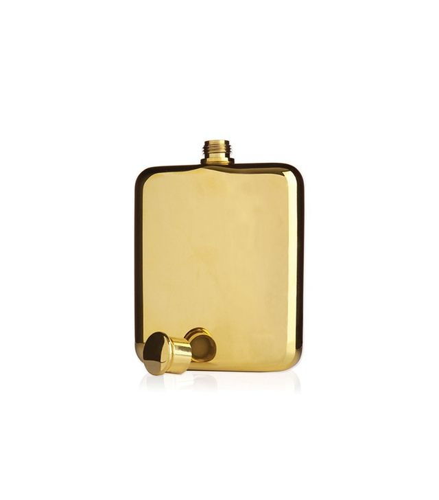 Trnk Gold-Plated Stainless Steel Flask