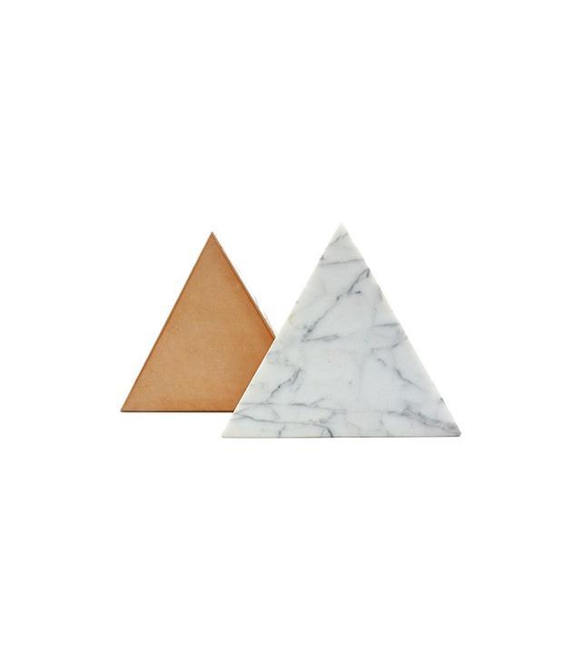 Fort Standard Triangle Trivet