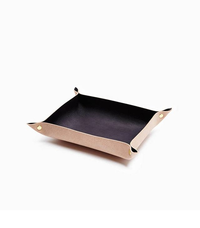 Collected by The Line Large Two-Tone Valet Tray