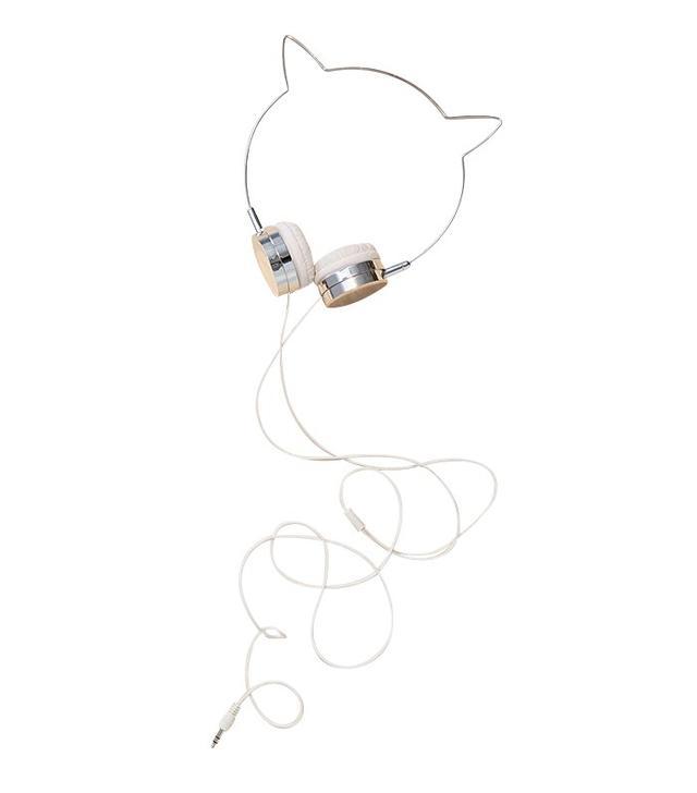 Urban Outfitters Cat Ear Headphones
