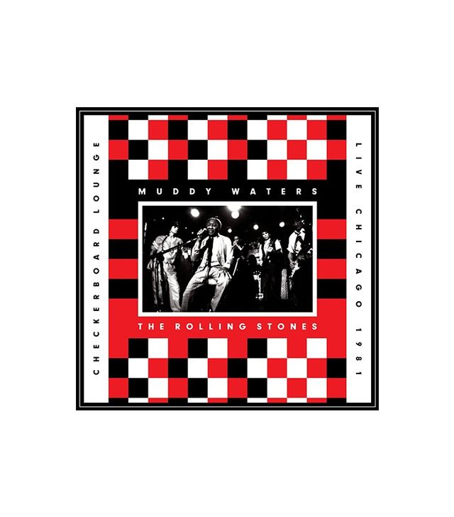 Live at the Checkerboard Lounge 1981 Vinyl by Muddy Waters & The Rolling Stones