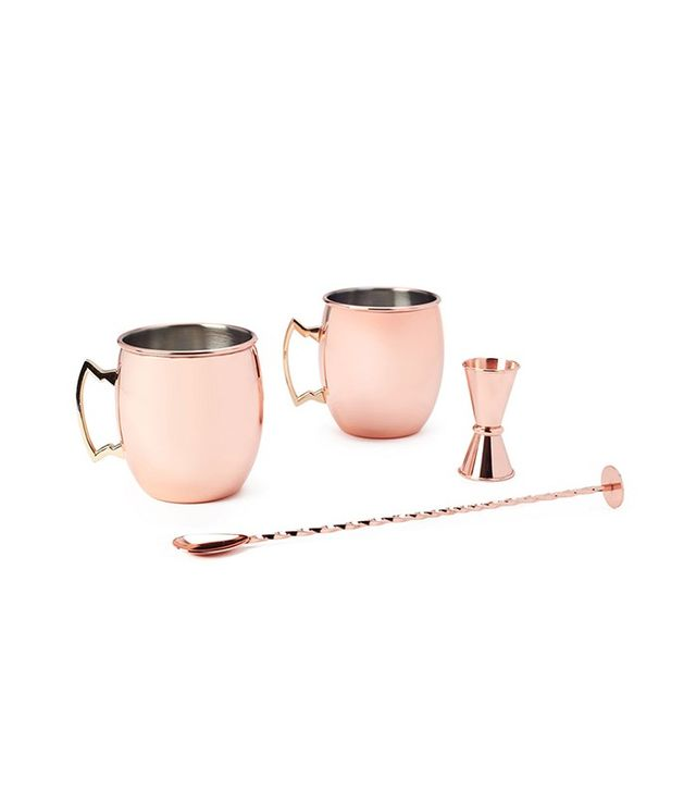Consort Design Moscow Mule Set for 2