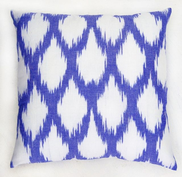 Table Tonic Ikat Cushion