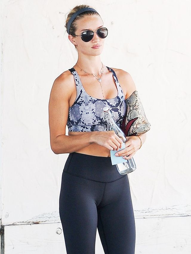 How It Girls Dress For The Gym Whowhatwear Uk