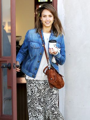 Shop the Classic Staple Piece Jessica Alba Loves