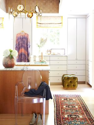 12 Walk-In Wardrobes We Never Want to Walk Out Of