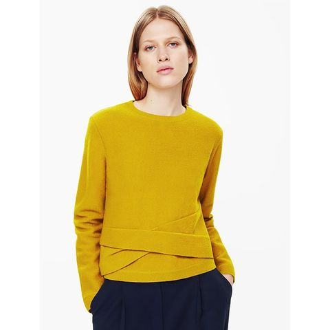 Twisted Detail Jumper