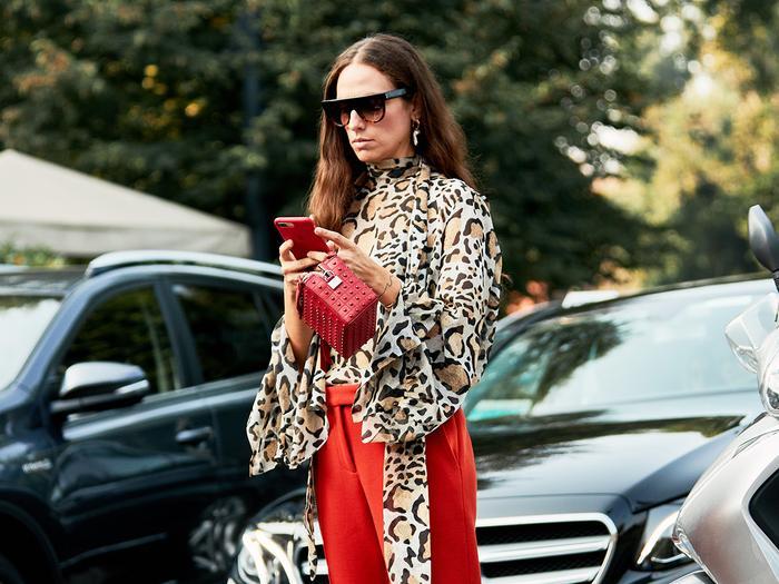 Leopard Street Style
