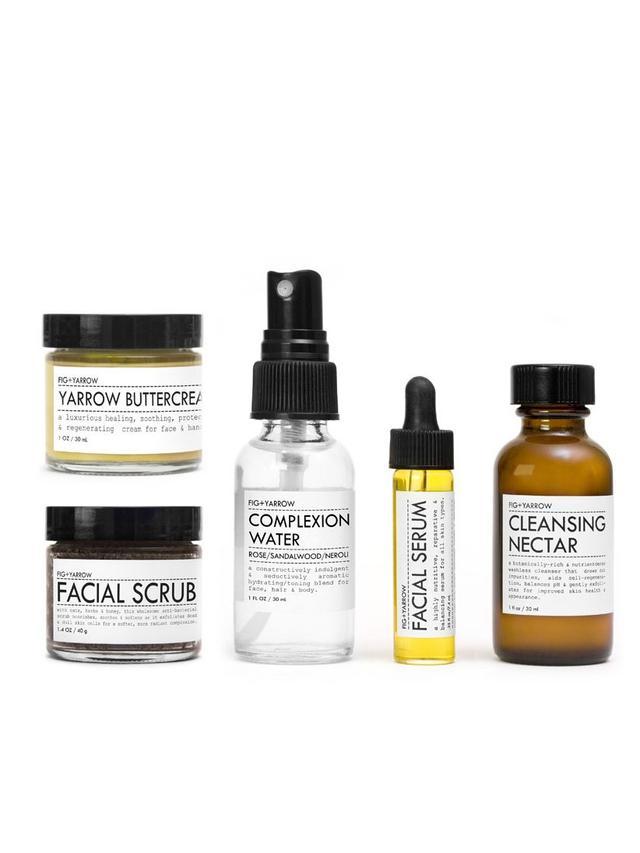 Fig + Yarrow Facial Care Kit