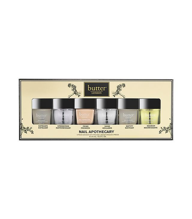 Butter London Nail Apothecary 6 Piece Treatment Set