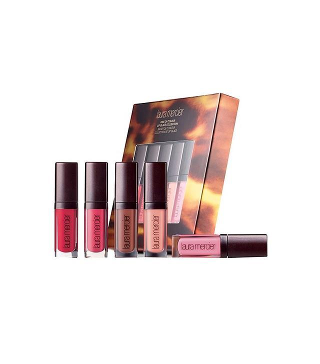 Kiss of Colour Lip Glacé Collection