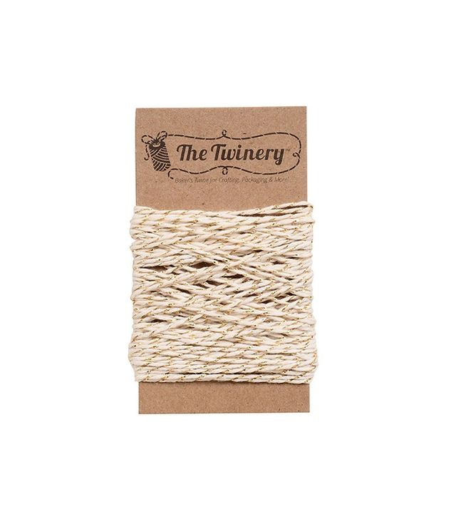 Paper Source Gold Shimmer Twine