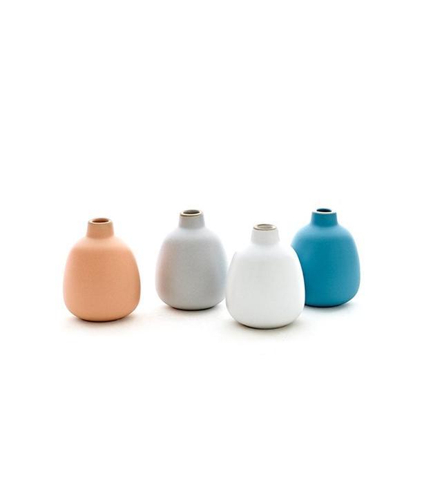 Heath Ceramics Bud Vase Set