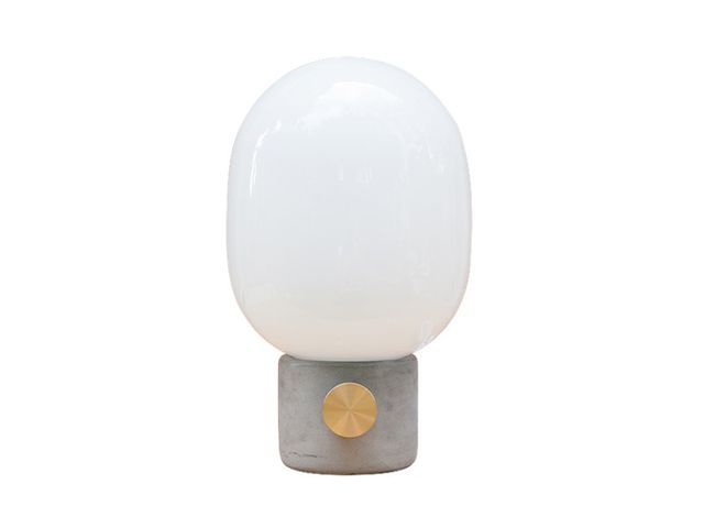 OK Concrete Lamp