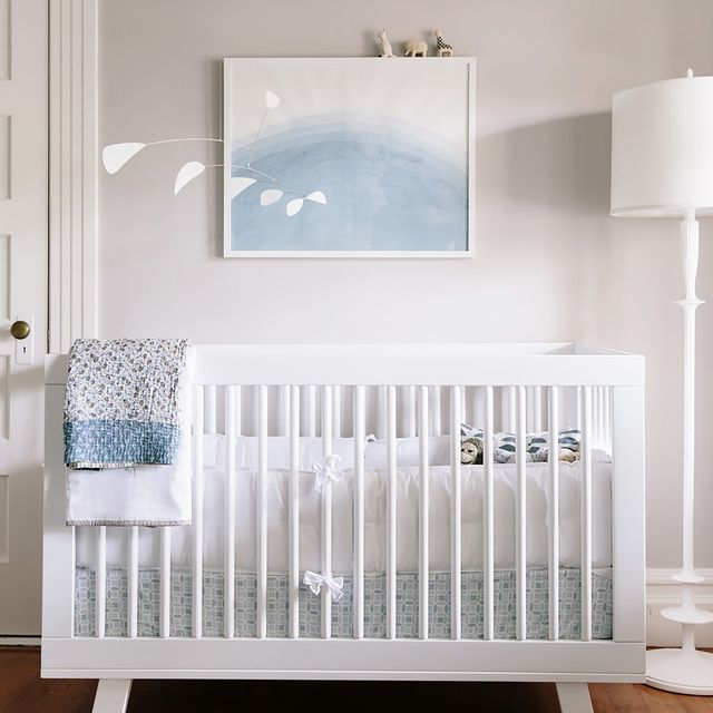 24 Sophisticated Paint Colors for Nurseries
