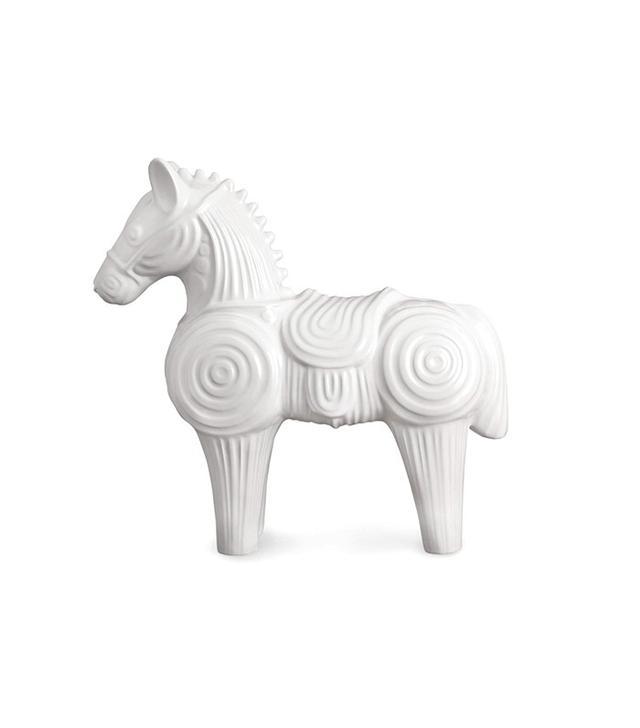 Jonathan Adler Large Ceramic Horse