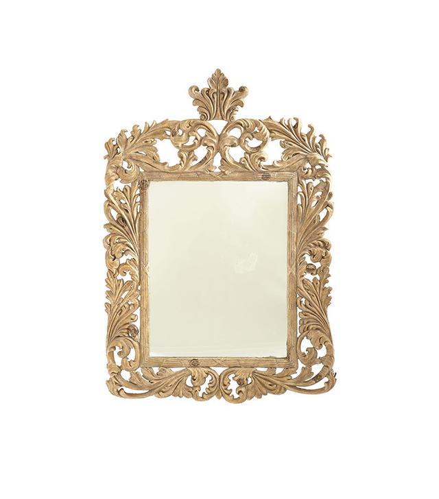 Wisteria Baroque Mirror