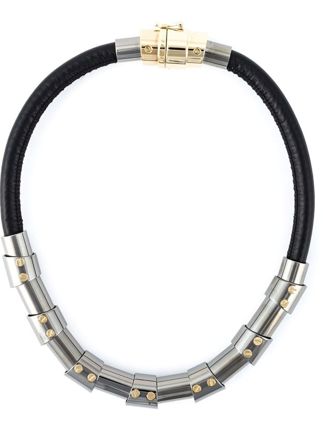 Lanvin Choker Necklace
