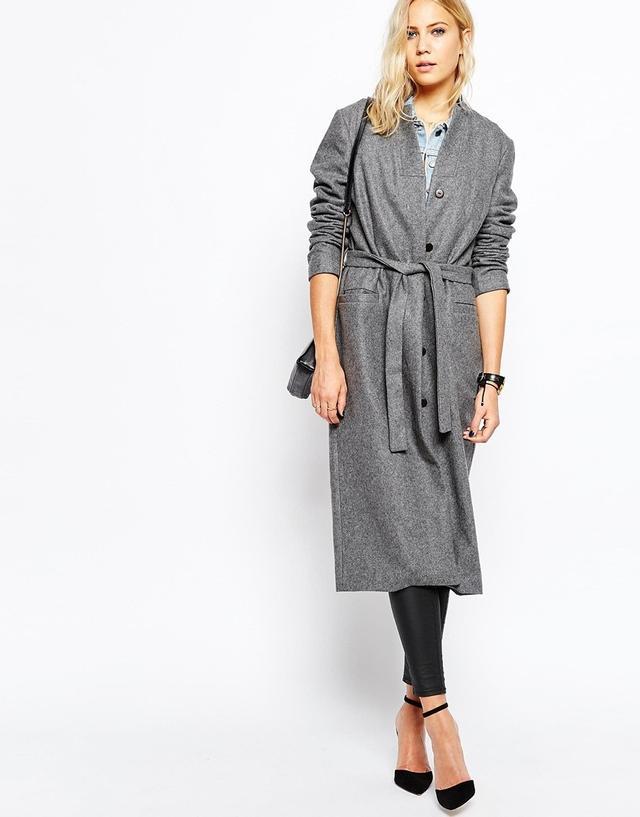 Just Female Ray Maxi Coat