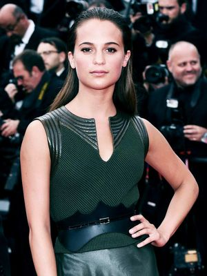 Alicia Vikander's Best Red Carpet Looks of All Time
