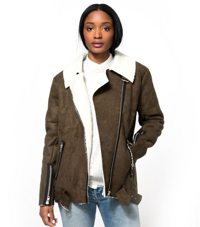 Need Supply Co. Beau Shearling Jacket